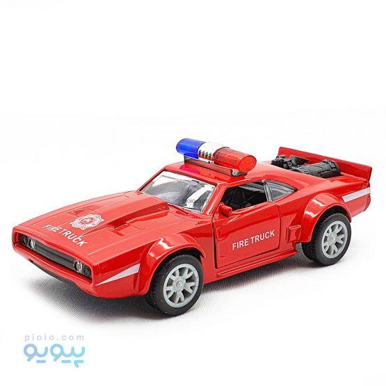 ماکت فلزی ماشین پلیس اسپرت