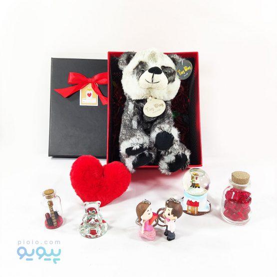 پک هدیه با عروسک پاندا