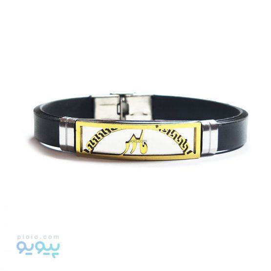 دستبند مردانه کد 6012