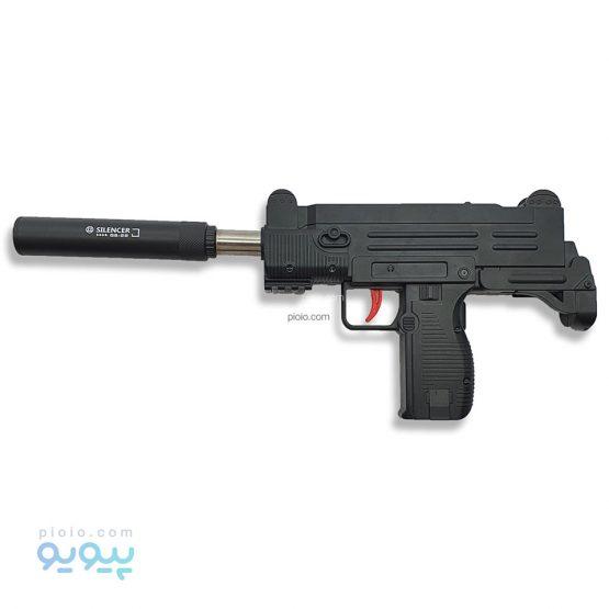تفنگ اسباب بازی UZI مدل F310-1