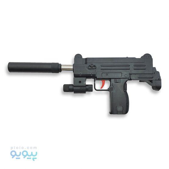 تفنگ اسباب بازی UZI مدل 1-411