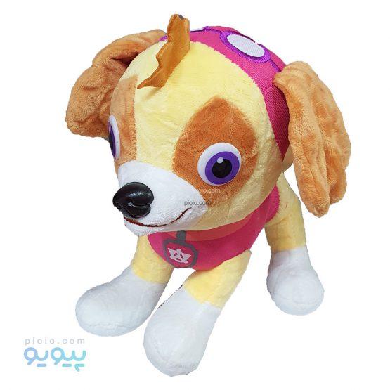 عروسک سگ نگهبان متحرک مدل اسکای