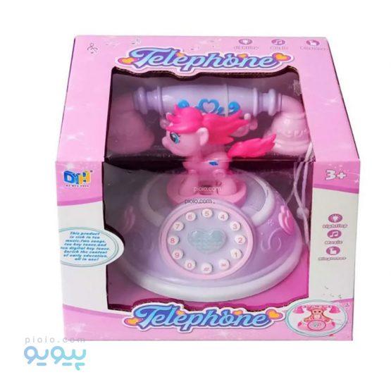 تلفن اسباب بازی مدل 009/16A