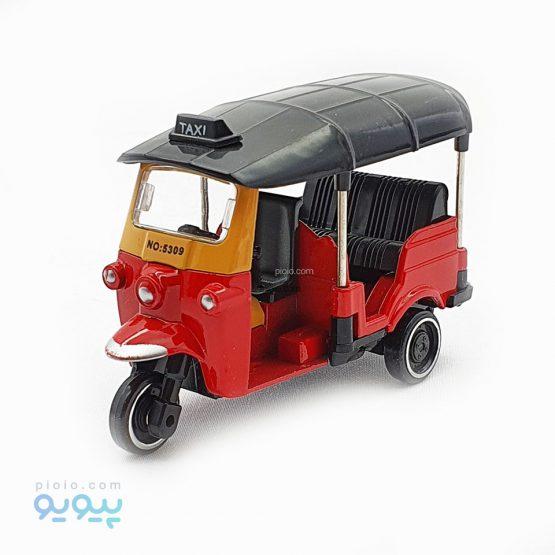 ماکت فلزی تاکسی موتوری