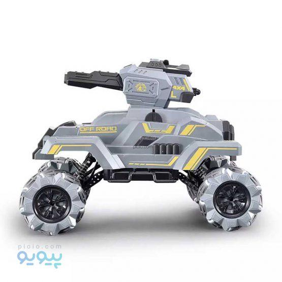 تانک حرفه ای کنترلی تیرانداز مدل 048