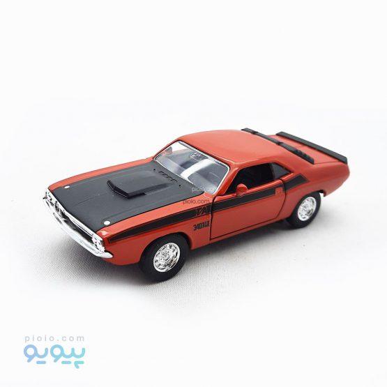 ماشین فلزی مدل کادیلاک کلاسیک