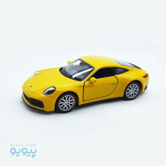 ماشین فلزی پورشه 911 Porsche 911 Carrera 4S ویلی آیتم NO.43781