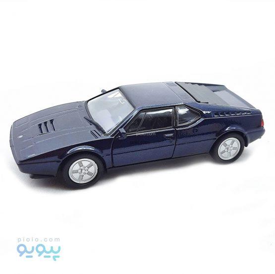 ماشین فلزی بی ام و BMW M1 ویلی آیتم NO.43780