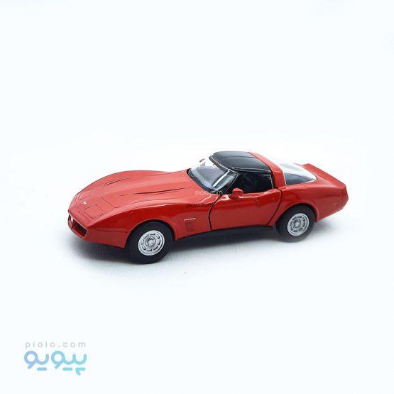 ماشین فلزی شورلت کروت 1982 ویلی آیتم NO.43716