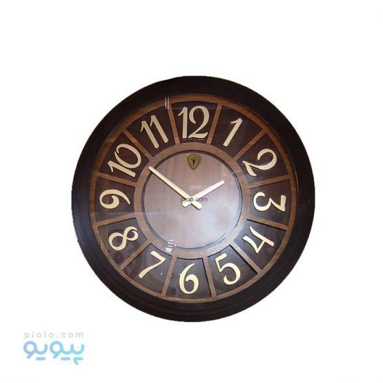 ساعت دیواری مدل tesla