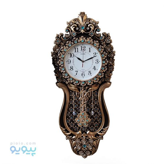ساعت دیواری پاندولی مدل Fater
