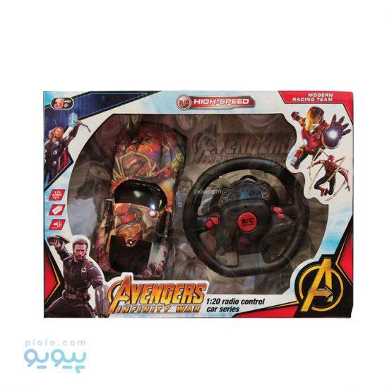 ماشین کنترلی مدل Avengers