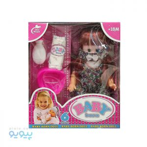 عروسک دختر Baby Born کد 585