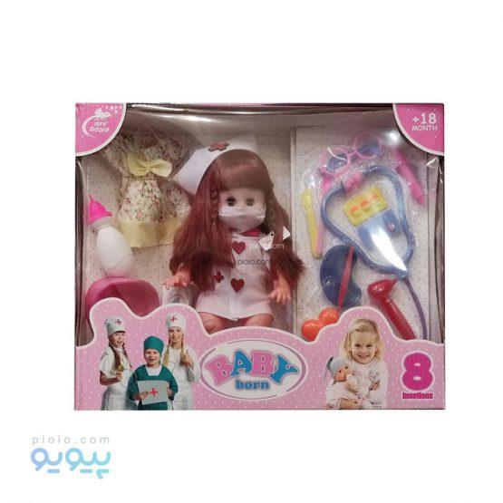 عروسک پرستار مدل Baby Born
