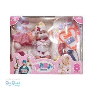 عروسک Baby Born مدل پرستار