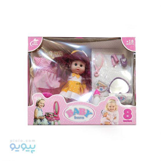 عروسک شیرخوار Baby Born