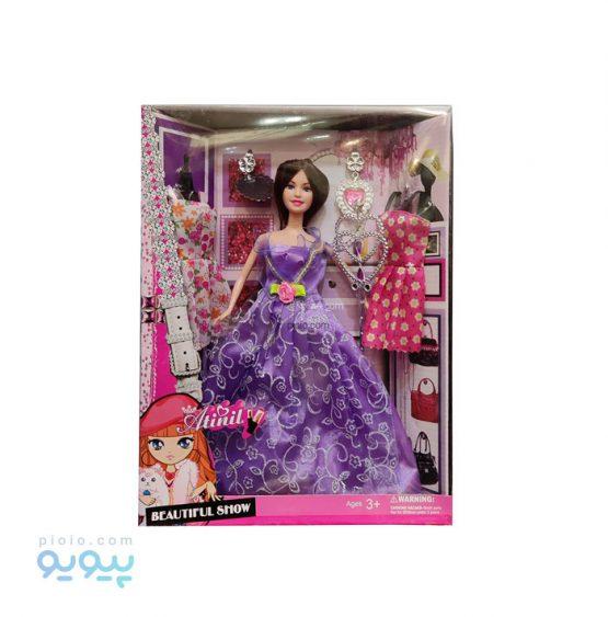 عروسک باربی مدل Atinil