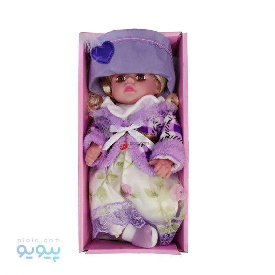 عروسک دختر آوازخوان کد 58