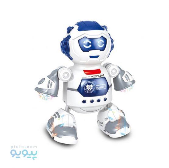 ربات رقصنده مدل LZ02
