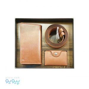 کیف چرم طبیعی کد 569