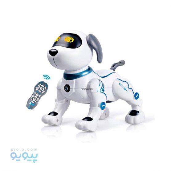 ربات کنترلی سگ مدل Stunt Dog