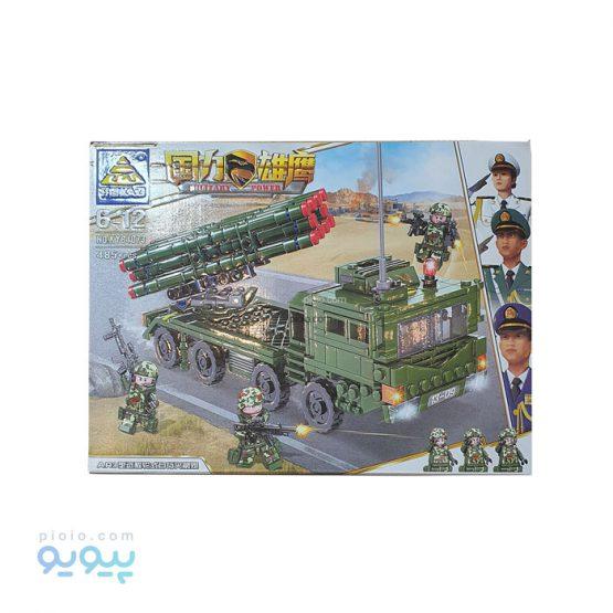 لگو ماشین جنگی مدل KY84073