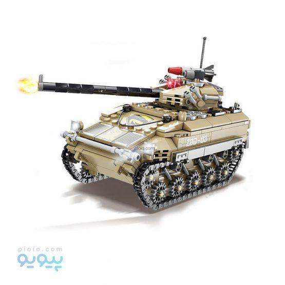 لگو ماشین جنگی مدل KY84080