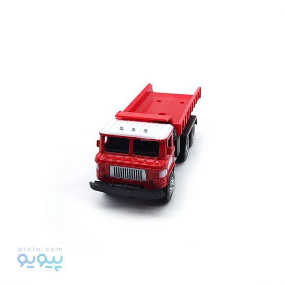 ماکت فلزی کامیون مدل XVF
