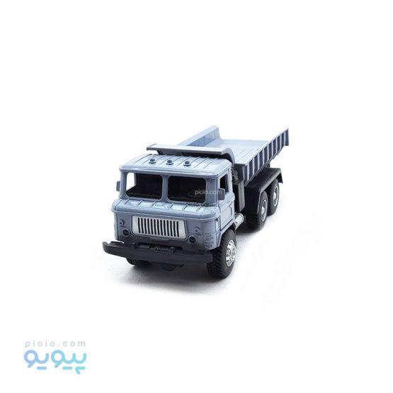 کامیون فلزی خاک برداری
