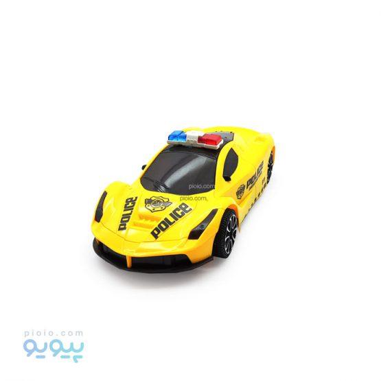 ماشین پلیس مدل فراری