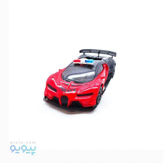 ماشین پلیس مدل بوگاتی