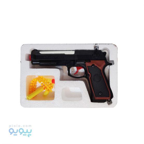 تفنگ اسباب بازی تیر ژله ای مدل 330