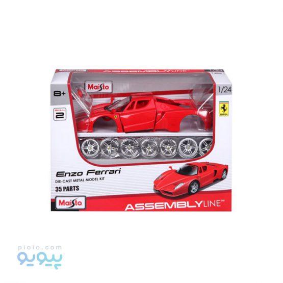 ماکت ساختنی مایستو مدل Enzo Ferrari