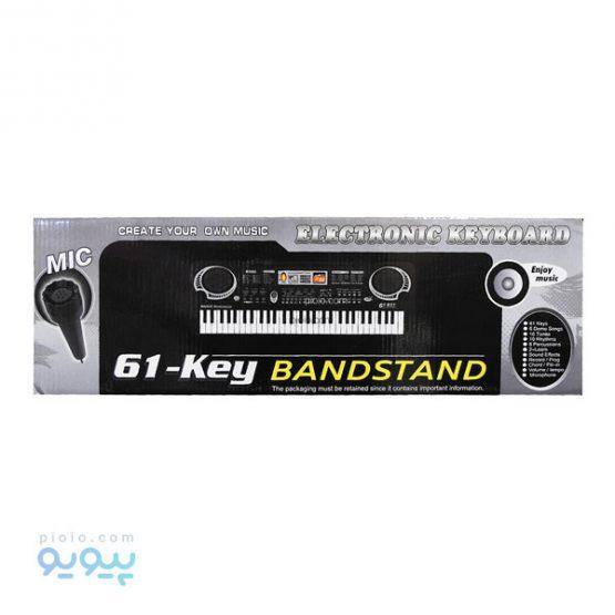 پیانو اسباب بازی 61 کلید BANDSTAND
