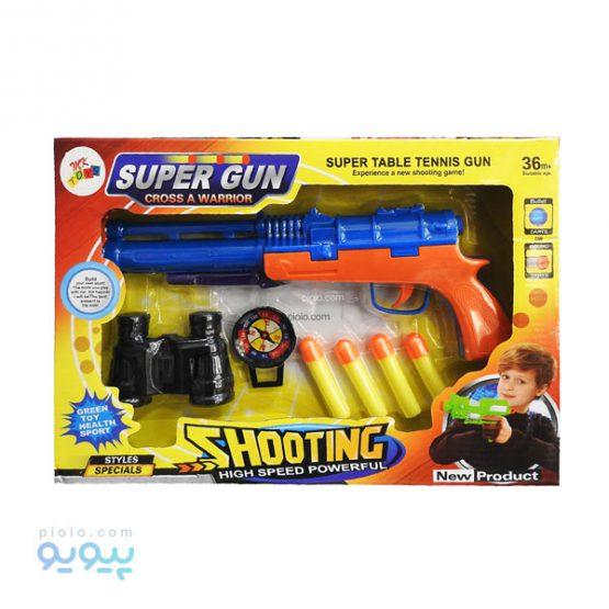 تفنگ اسباب بازی SHOOTING