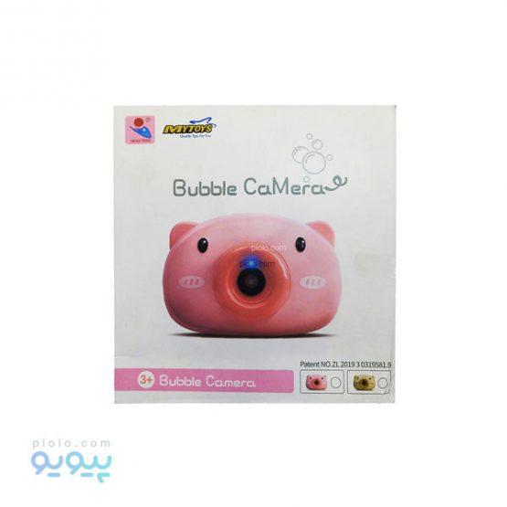 دوربین حباب ساز طرح خوک Bubble Camera