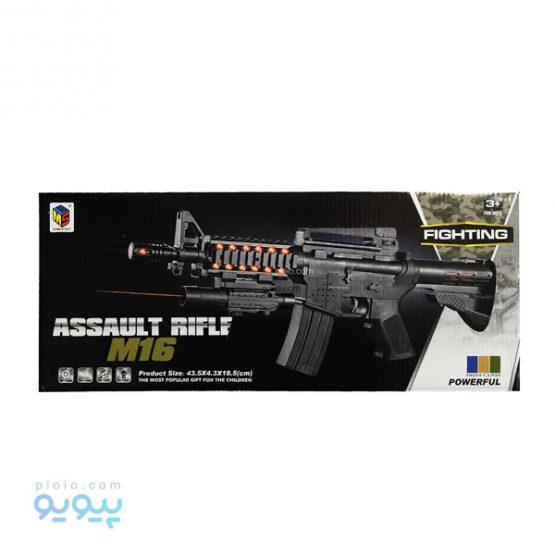 تفنگ اسباب بازی Assault Rifle M16