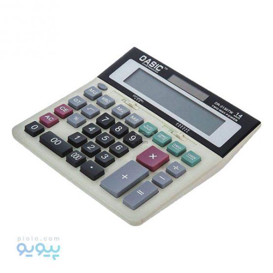 ماشین حساب QASIC DR-2130TW