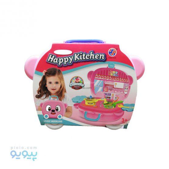 اسباب بازی لوازم آشپزخانه happy kitchen