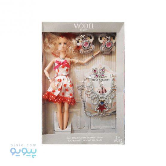 عروسک Beauty مدل باربی