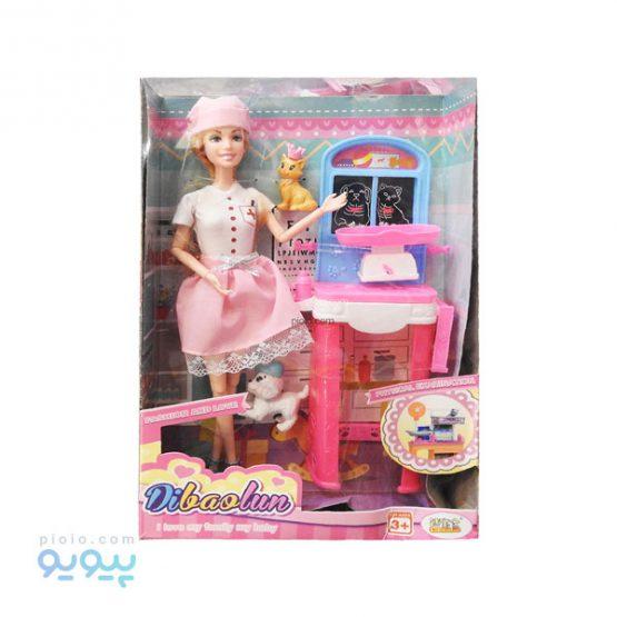 عروسک باربی مدل پرستار