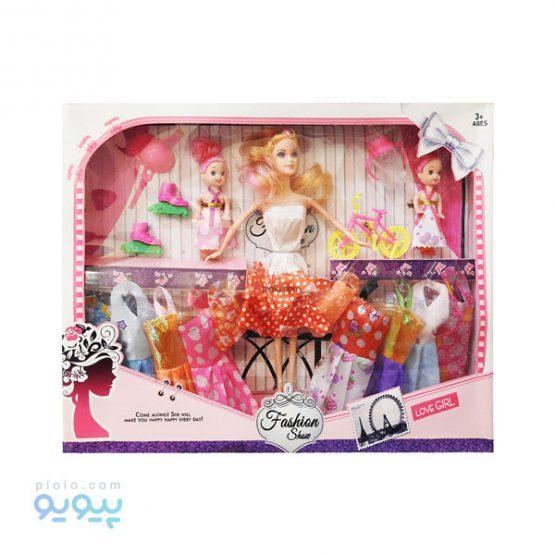 عروسک باربی مدل Fashion show