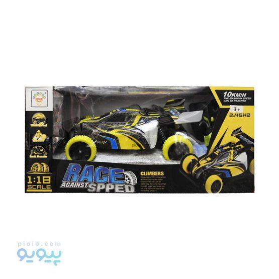 ماشین کنترلی آفرود مدل Race Against Speed