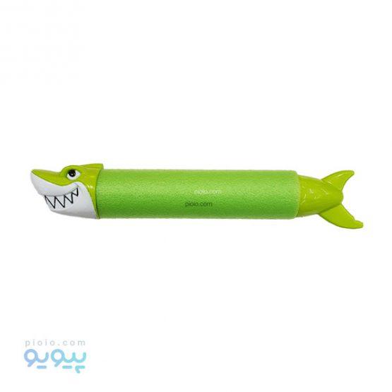 تفنگ آبپاش سبز مدل کوسه YT539A