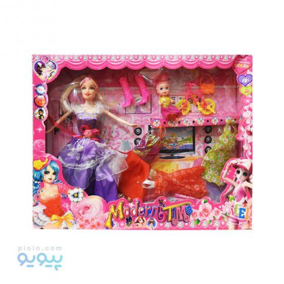عروسک باربی مدل Modern Time