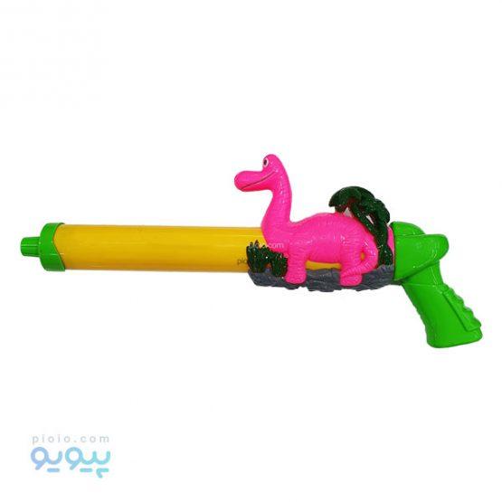 تفنگ آب پاش میله ای مدل دایناسور YT535A