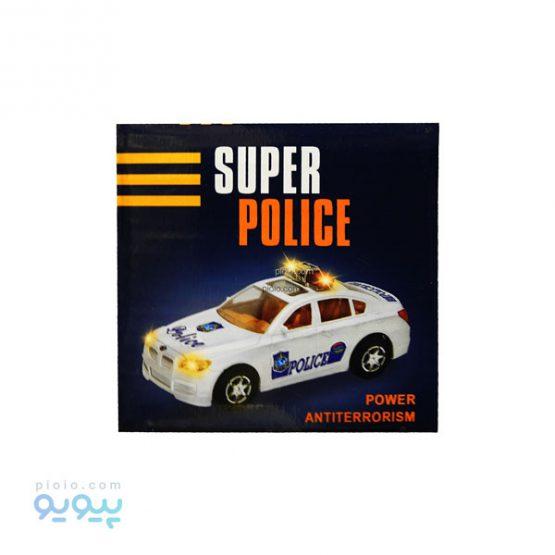 ماشین کنترلی پلیس بین الملل NO.2098-1