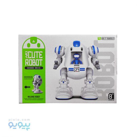 ربات حرکتی DIY CUTE ROBOT