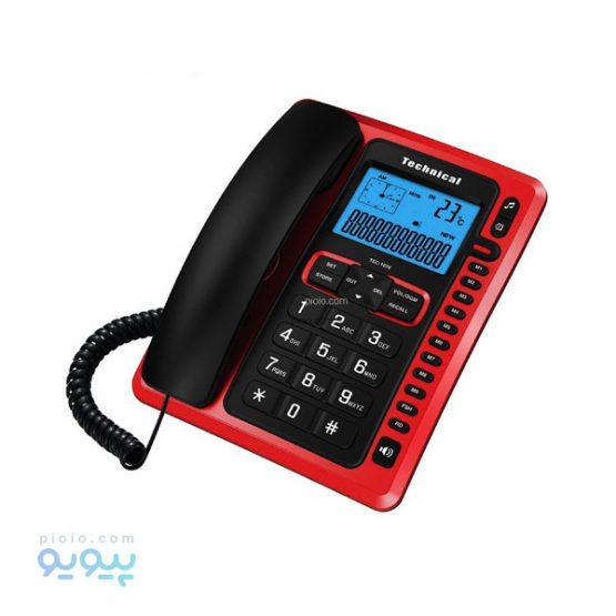 تلفن تکنیکال مدل TEC-1076