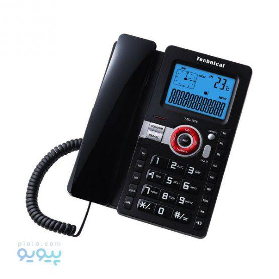 تلفن تکنیکال مدل TEC-1078
